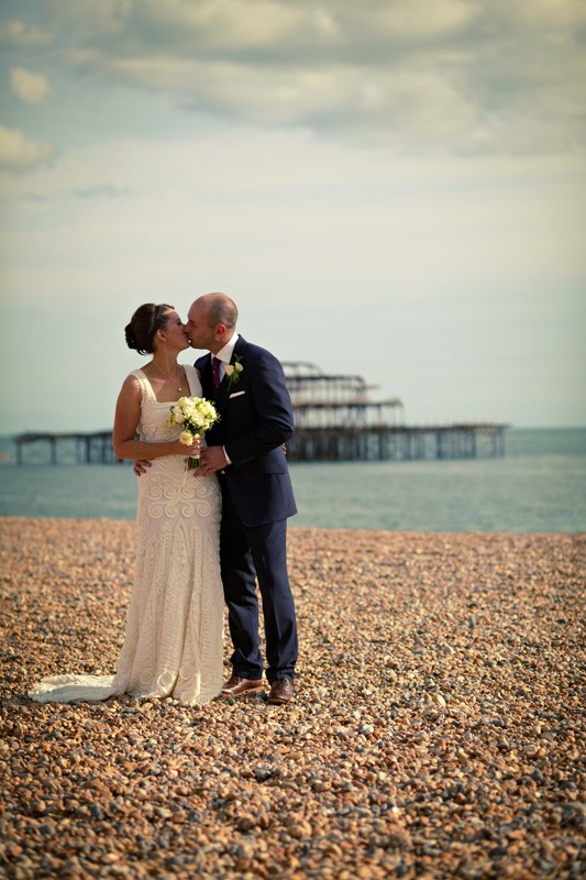 Brighton Wedding