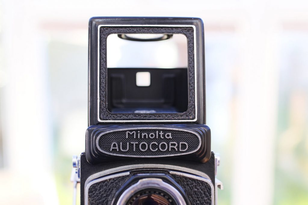 Minolta Autocord Review