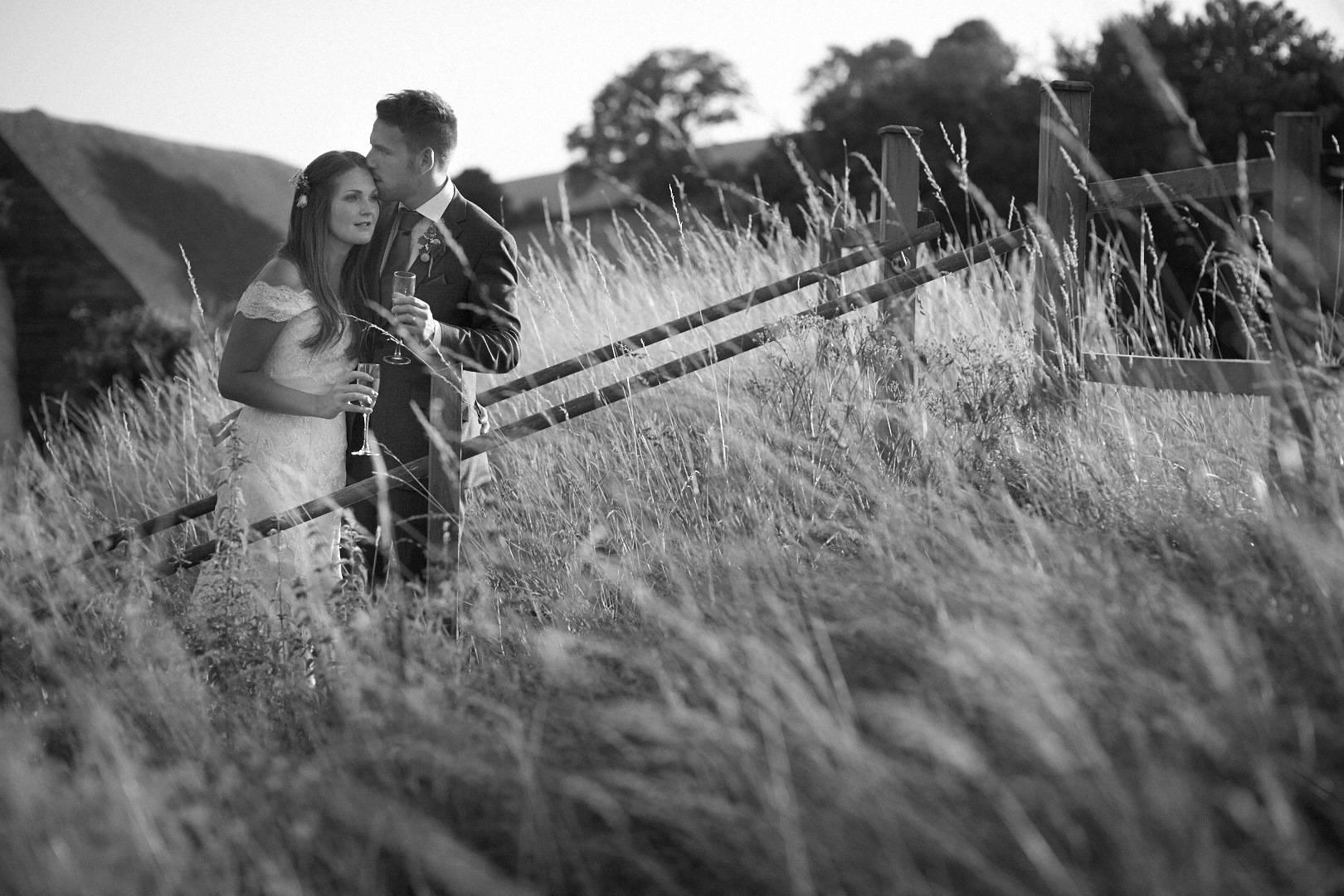 George and Leah's Wedding, Upwaltham Barns.