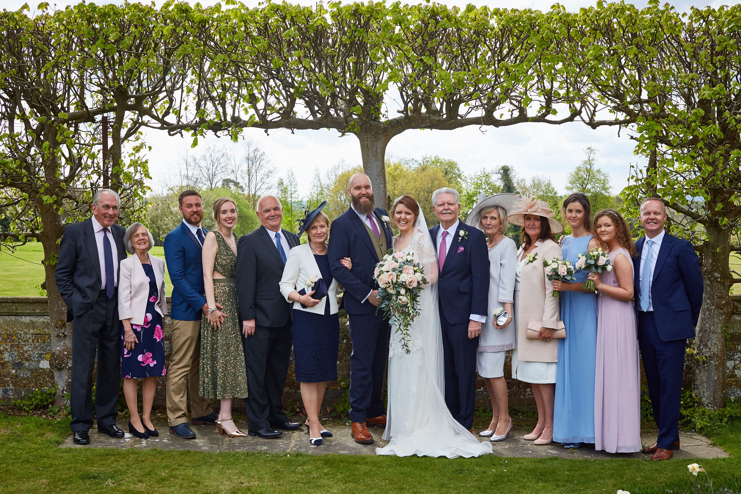 David and Rhian's Sussex Wedding