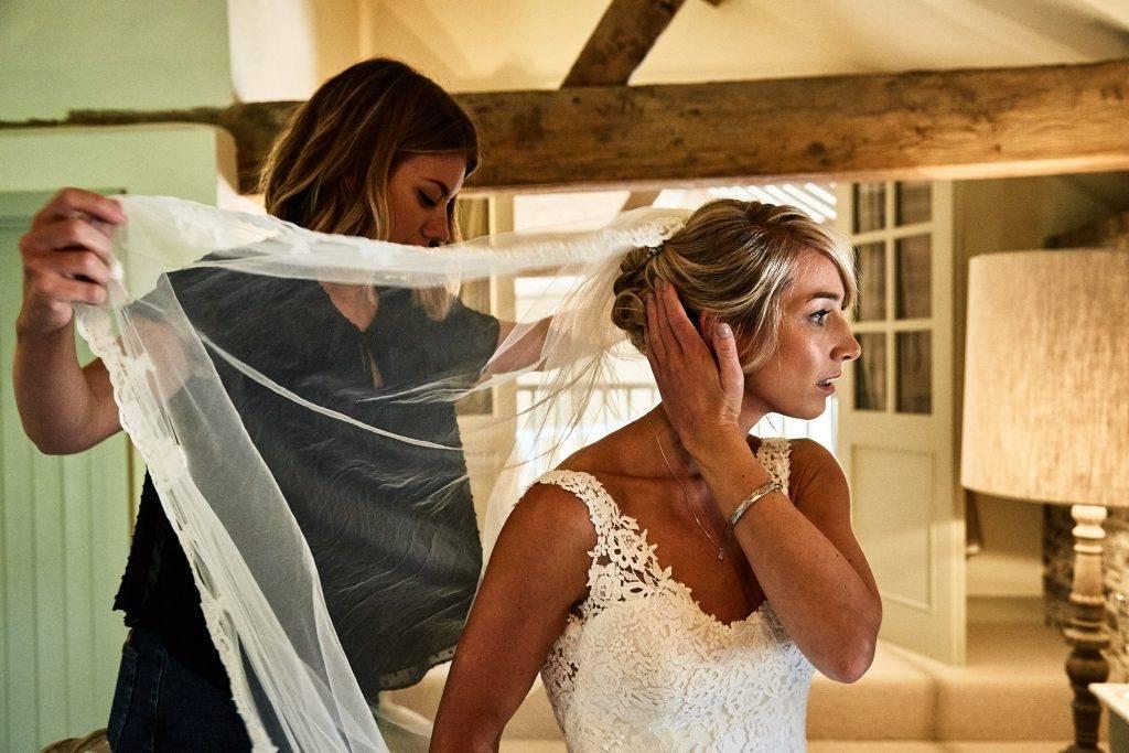 Wedding Upwaltham Barns