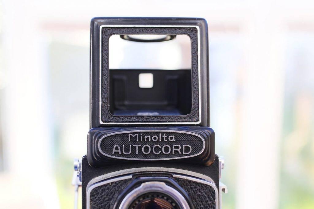 Minolta Autocord Review
