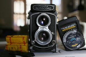 Film Camera Review – Minolta Autocord TLR