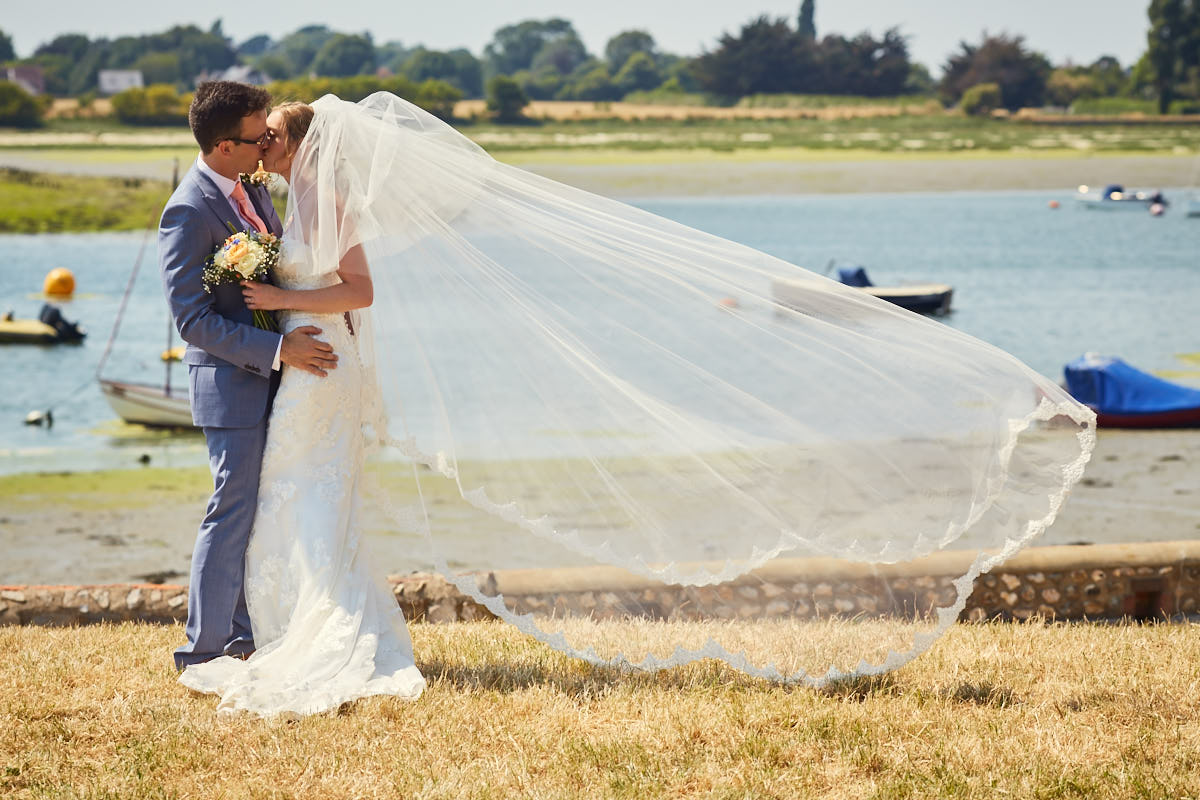Bosham Wedding – Gemma and Nicholas
