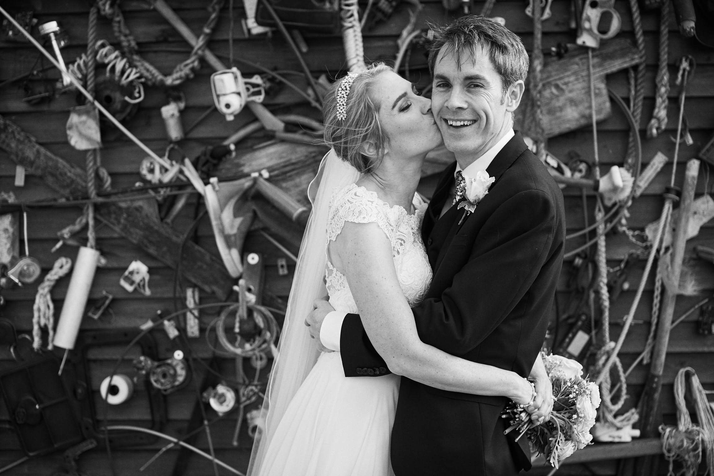 Itchenor Wedding: Cian and Joanne