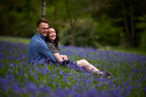 Tom and Katherine, High Beeches Gardens, Sussex