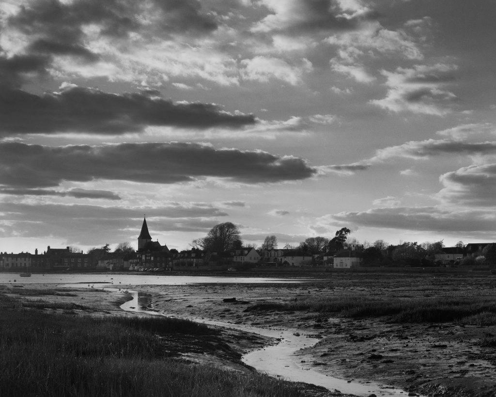 Landscape photography Bosham Harbour